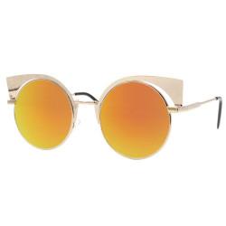 LU0021 BOBIJOO Jewelry Gafas De Sol Pin Up De Ojo De Gato