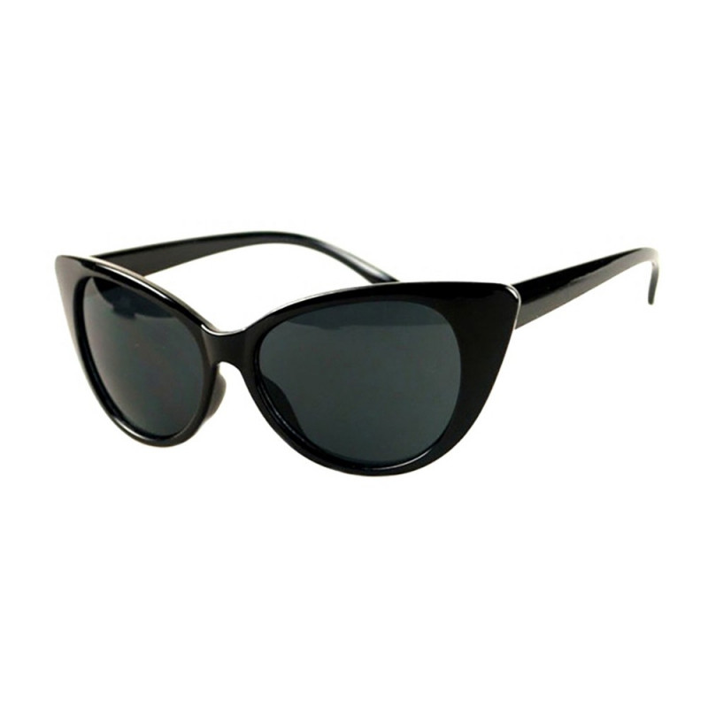 LU0003 BOBIJOO Jewelry Sunglasses Cat Eye Fifties