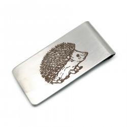 PB0013 BOBIJOO Jewelry Clip de dinero de Acero Inoxidable Mate de Tierra de la Elección
