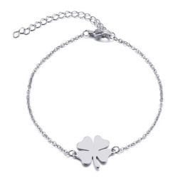 BR0264 BOBIJOO Jewelry Bracelet Minimaliste Femme Acier Argenté au Choix