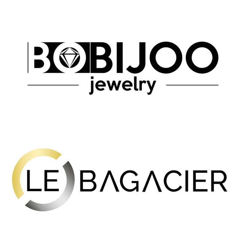 Paire Boucles dOreilles Homme Cr/éoles Croix Catholique Dor/é Acier Inoxydable Or BOBIJOO Jewelry