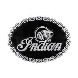 BC0007 BOBIJOO Jewelry Gürtelschnalle Indian Motorcycle Biker