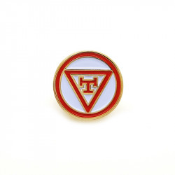 PIN0009 BOBIJOO Jewelry Pins Royal Arch Masonic Knopfloch Runde