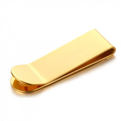 PB0010 BOBIJOO Jewelry Zange billet Stahl, Vergoldet, Gold