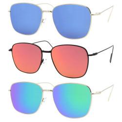 LU0019 BOBIJOO Jewelry Gafas De Sol Look De Tendencia En El Modo