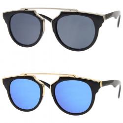 LU0022 BOBIJOO Jewelry Sonnenbrille Gemischten Chic und Charme