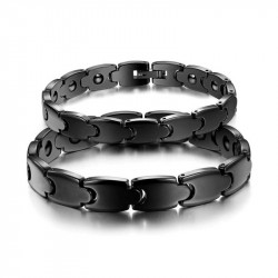 BR0020 BOBIJOO Jewelry Ceramic Bracelet, Magnetic Women Men