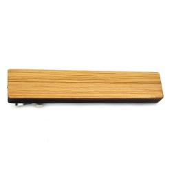 PAC0006 BOBIJOO Jewelry A Tie-clip Wood Classic