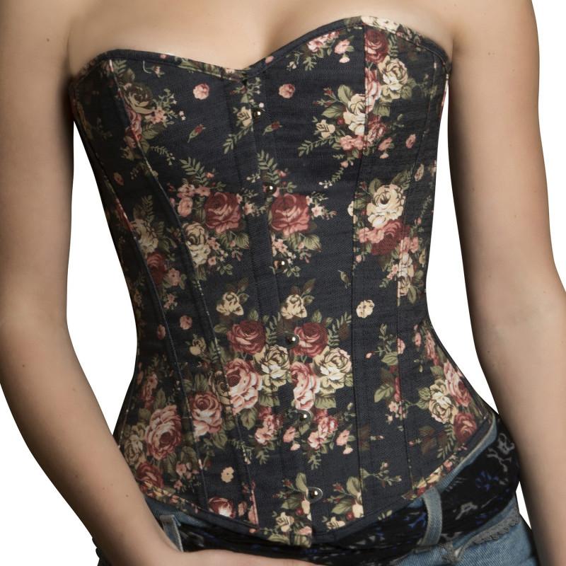 kiss ANGELYK corsets habillés Corset habillé KISS