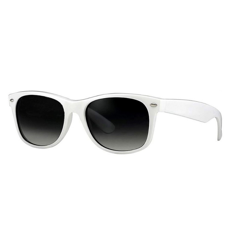 LU0002 BOBIJOO Jewelry Sunglasses Vintage Black White Colorless Choice