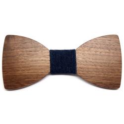NP0035 BOBIJOO Jewelry Knoten-Schmetterling-Holz-Modell nach Wahl-Chic-Charme